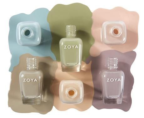 PRESS RELEASE: Zoya Whispers Collection