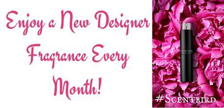 Enjoy a new Designer Fragrance Every Month