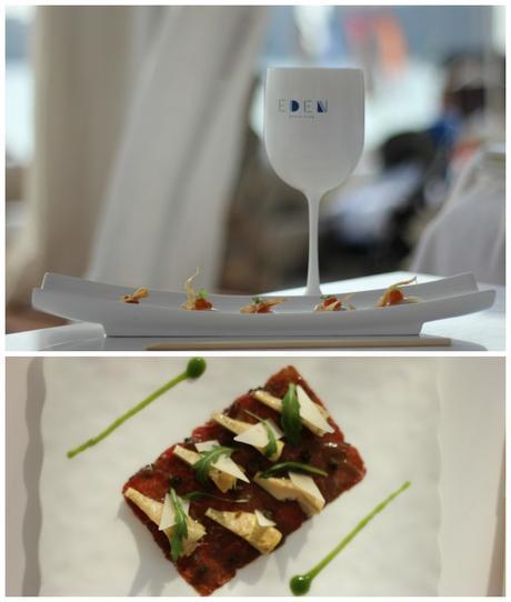 Eden Beach Club Lunch Dubai