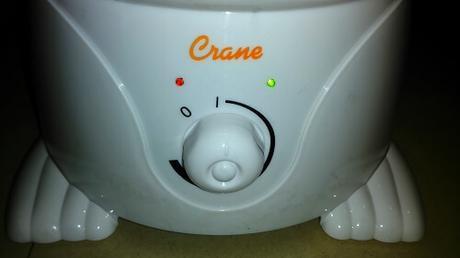 Crane Ultrasonic Cool Mist Humidifier Review