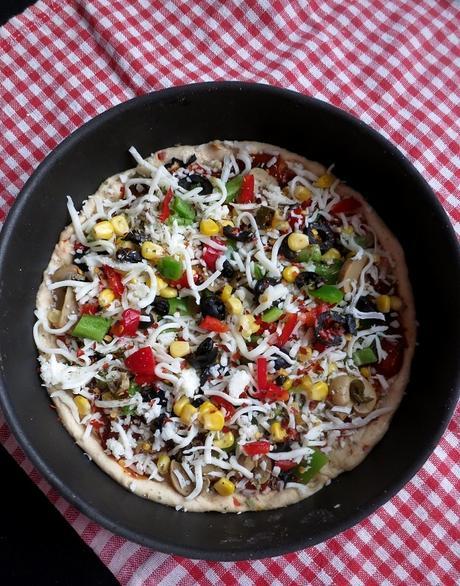 making pizza essay