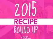 2015 Recipe Round