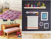 Create a Special Kids' Space for Learning and Playing