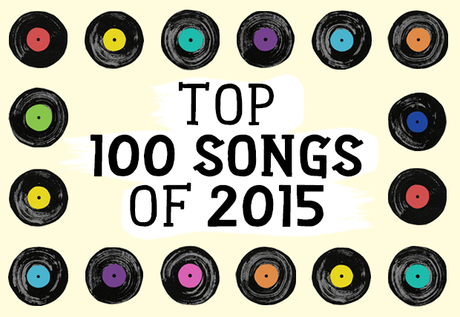 Top 100 Songs of 2015