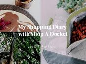 Shopping Diary with Shop Docket