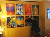 """""""Beautiful Paintings"""" Setting Exposition Paintings Berlin"""