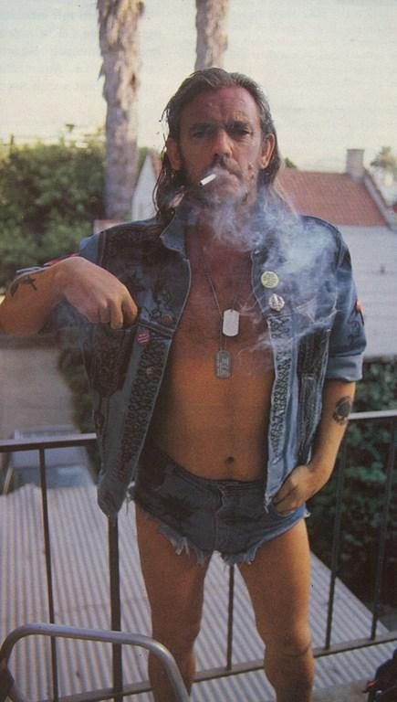 Lemmy+short