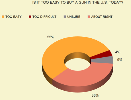 Public Wants Something Done About Gun Deaths In The U.S.