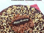 Chocolate Mousse Cake (Mousse Without Egg)