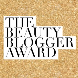 4th Beauty Blogger Award