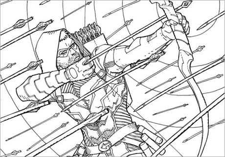 Adult Coloring Book Variant Covers Coming From DC Comics - Paperblog