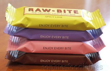 These are my favorite raw bars!
