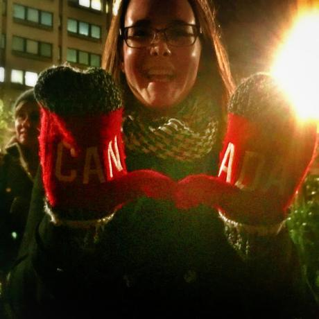 The Best of 2015 On The Daily Constitutional November: Best Gloves Ever! #London2015