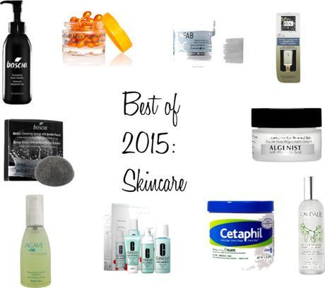 Favorite Skincare of 2015