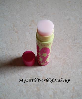 Maybelline Baby Lips Lip Balm in Watermelon Smooth Review