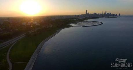 Drone Video of Chicago