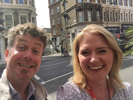 The Editor's #London Diary 2015: July @britishmuseum @London_WestBank @theviewtube @vichollins @SpursOfficial