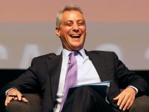 Mayor Rahm Emanuel/AP Photo