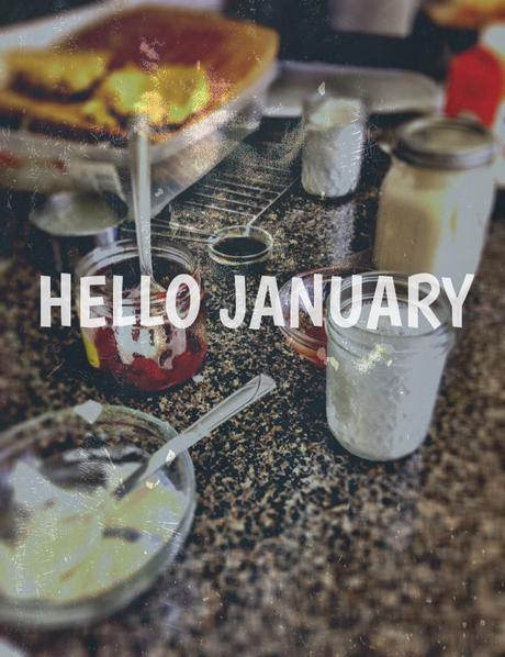 HELLO JANUARY | BE GOOD TO US