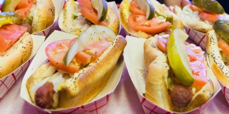 10 Best Food Cities
