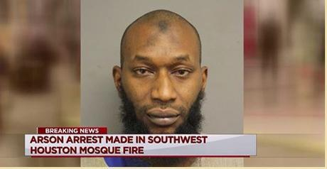 Not Islamophobia: Member of Houston mosque started the fire