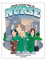 Image: Free Nurses Coloring Book and Magnets