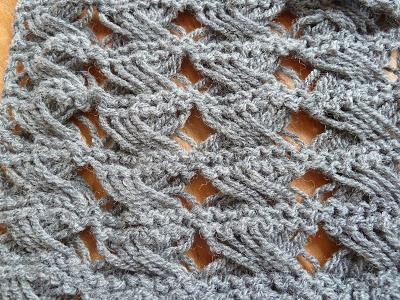 How I Rediscovered Knitting and my First Project