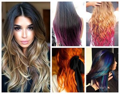 Biggest Hair Color Trends And Techniques For Paperblog - Hair colour of 2016