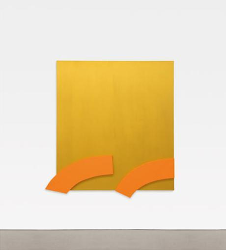 Ellsworth Kelly Abstract Sculpture And Painting