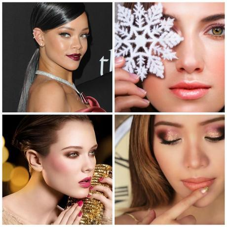 5 Gorgeous New Year's Eve Makeup Ideas to Try this year