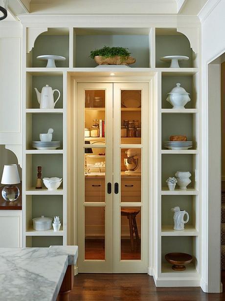 Pantry. Kitchen Pantry. Kitchen Pantry Design. Kitchen Pantry Ideas. #Kitchen #pantry #KitchenPantry Lorin Hill, Architect: