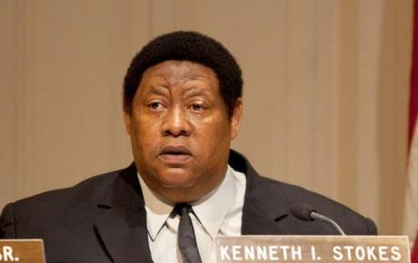 Kenneth Stokes: Fighting for the citizens, just not police