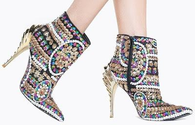 Shoe of the Day | Privileged Shoes Brichell Ankle Bootie