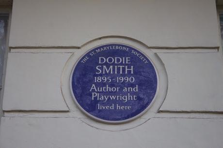#plaque366 Dodie Smith