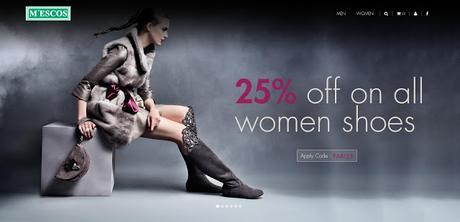 Mescos.in: 'THE' e-Stop for Luxury Footwear & Accessories