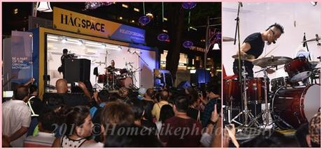 Chingay Came Early In January At Pedestrian Night On Orchard Road