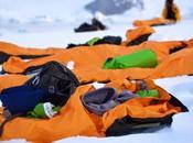 Camping Continent Antarctica