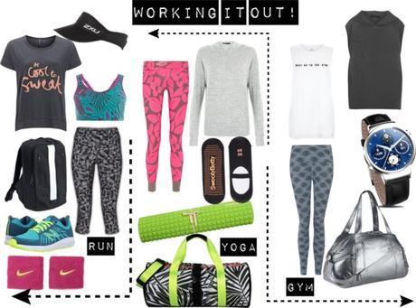 fitness fashion style 2016