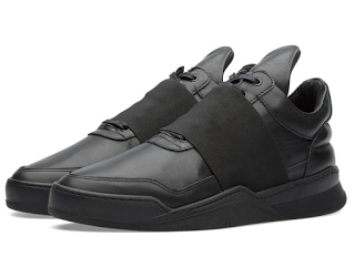 New Elas-Tech:  Filling Pieces Low-Top Sneaker