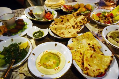 Dr Ali's feast, Shangri-La, Villingili