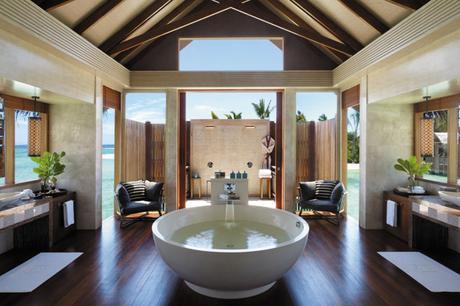 Bathroom at Shangri-La, Villingili