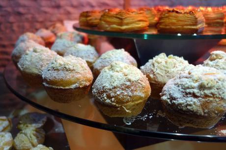 Breakfast pastries at Shangri-La, Villingili