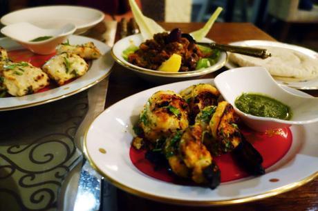 Dinner at Dr Ali's, Shangri-La, Maldives