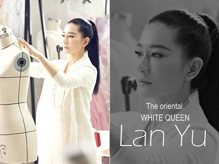 Chinese designer Lan Yu just for love, just for you