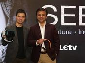 Letv Showcased Helmet, LeMe Bluetooth Headphones Super Cycle India