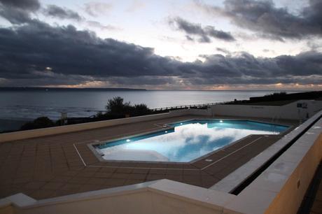 Saunton Sands Hotel swimming pool