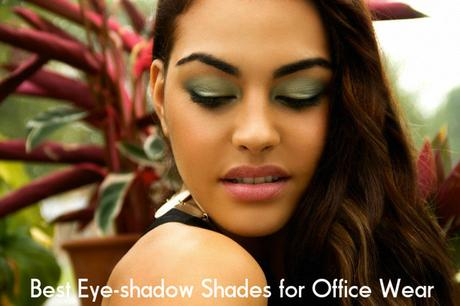 Best Eyeshadow for Office