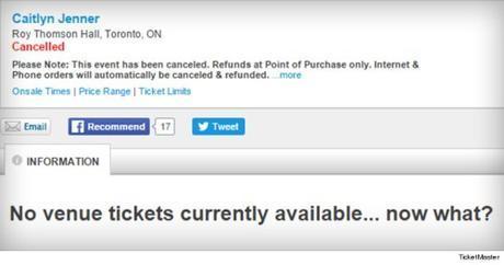 jenner tour cancellation