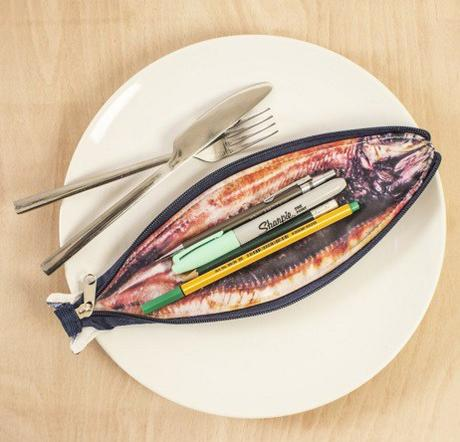 Fish Guts Novelty Pencil Case
