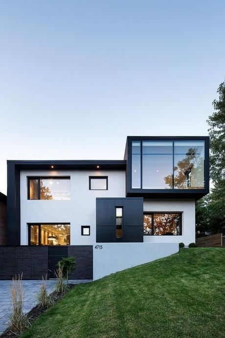 Phenomenal Architectural Tour Modern Minimalist House Paperblog Largest Home Design Picture Inspirations Pitcheantrous